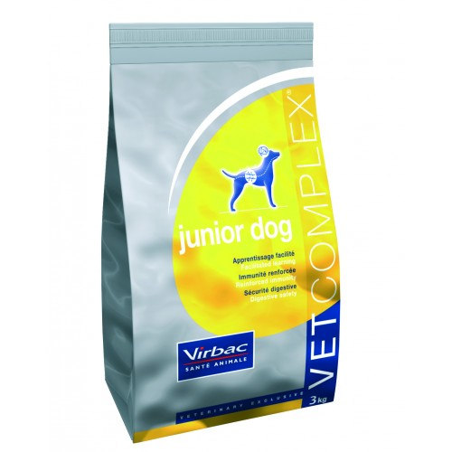 Virbac Junior Dog